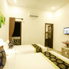 Отель Mr Tho Garden Villas 2* Бунгало с различными типами кроватей фото 2
