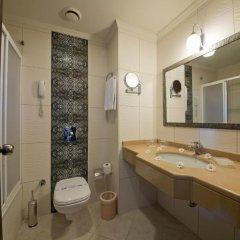 Aydinbey Kings Palace Турция, Чолакли - отзывы, цены и фото номеров - забронировать отель Aydinbey Kings Palace онлайн ванная фото 2