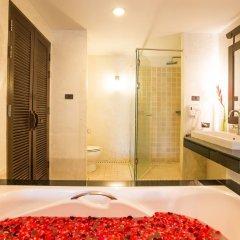 Отель Aonang Princeville Villa Resort and Spa 4* Семейный номер Делюкс с двуспальной кроватью фото 5
