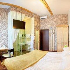 Бутик-Отель Росси 4* Стандартный номер двуспальная кровать