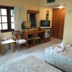 Pattaya Garden Hotel 3* Бунгало с различными типами кроватей фото 2