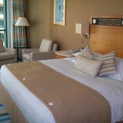 Отель Hilton Dubai Jumeirah 5* Люкс с различными типами кроватей