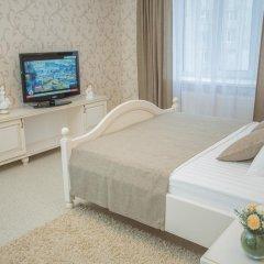 Апартаменты Luxury apartments with jacuzzi комната для гостей