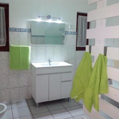 Отель Quinta do Quarteiro ванная фото 2
