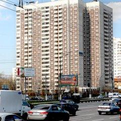 Гостиница Aparthotel Eridan Улучшенные апартаменты с разными типами кроватей фото 6