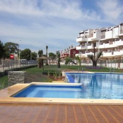 Отель Sol Marino бассейн