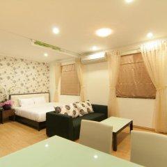 Апартаменты Song Hung Apartments Улучшенные апартаменты с различными типами кроватей фото 48