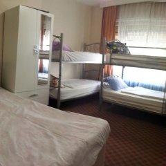 Хостел Castle Кровать в общем номере двухъярусные кровати фото 10