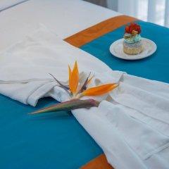 Casa Conde Beach Front Hotel - All Inclusive 4* Стандартный номер с различными типами кроватей фото 3