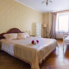 Апартаменты Apartment Kolomyazhskiy Prospekt Санкт-Петербург комната для гостей фото 3
