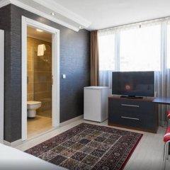 Отель Defne Suites Апартаменты с различными типами кроватей фото 31