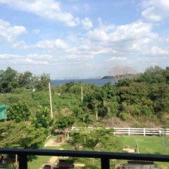 Отель Preawwaan Seaview Ko Laan балкон