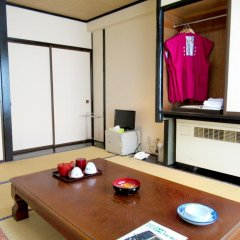 Hotel Manyoutei Никко в номере