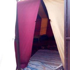 Отель Desert Camel Camp Марокко, Мерзуга - отзывы, цены и фото номеров - забронировать отель Desert Camel Camp онлайн удобства в номере фото 2