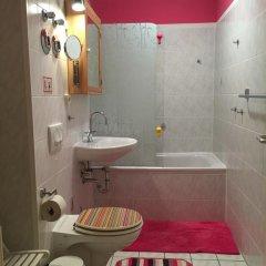 Отель Leipzig City Appartments ванная