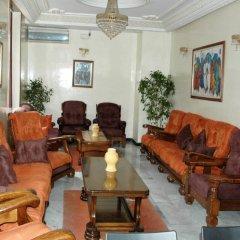 Отель Royal Rabat Марокко, Рабат - отзывы, цены и фото номеров - забронировать отель Royal Rabat онлайн интерьер отеля