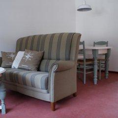 Отель Stal Zwartschaap Апартаменты с различными типами кроватей фото 14