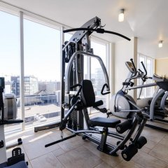 Nordic hotel Forum фитнесс-зал