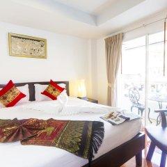 Отель Silver Resortel Улучшенный номер с двуспальной кроватью фото 7