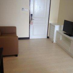 Отель Demeter Residence Suites Bangkok 3* Студия Делюкс фото 10