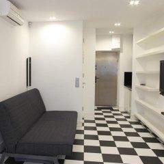 Отель Goodnight Warsaw 3* Студия с различными типами кроватей фото 8