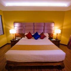 Отель Nora Beach Resort & Spa 4* Номер Делюкс с различными типами кроватей фото 3