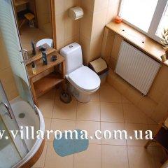 Гостиница Хостел Вилла Рома Украина, Львов - отзывы, цены и фото номеров - забронировать гостиницу Хостел Вилла Рома онлайн ванная