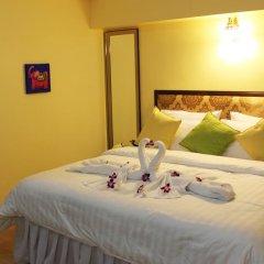 Krabi City View Hotel 3* Номер Делюкс с различными типами кроватей фото 8
