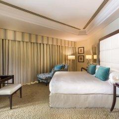 Отель Roda Al Bustan Представительский люкс с различными типами кроватей фото 3