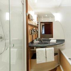 Отель Novotel Suites Geneve Aeroport 4* Улучшенный люкс с различными типами кроватей