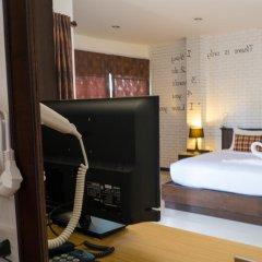 Отель Bt Inn Patong 3* Номер Делюкс разные типы кроватей фото 4