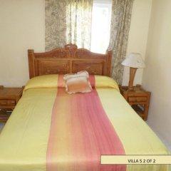 Отель The Crest Conference & Retreat Center 3* Вилла с различными типами кроватей фото 2