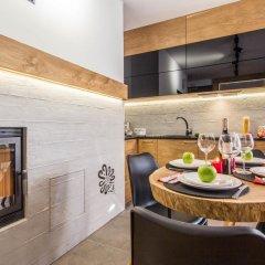 Отель Apartamenty Pod Giewontem Lux&spa Zakopane Закопане в номере