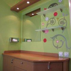 Spirit Hostel and Apartments Стандартный номер с различными типами кроватей (общая ванная комната) фото 10