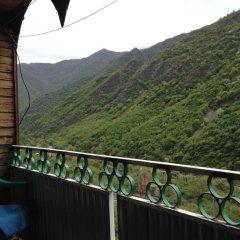 Гостевой дом B&B Ирис Алаверди балкон