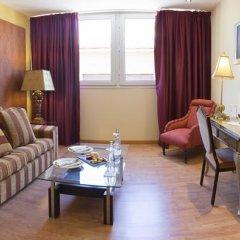 Отель Reina Cristina 3* Номер Делюкс с различными типами кроватей фото 5