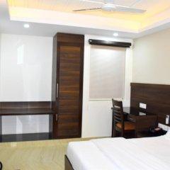 Hotel Tara Palace Daryaganj 3* Стандартный номер с различными типами кроватей фото 2