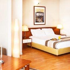 Plaza Hotel 3* Стандартный номер с различными типами кроватей фото 2