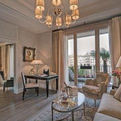 Palazzo Parigi Hotel & Grand Spa Milano 5* Представительский люкс с двуспальной кроватью фото 2
