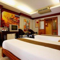 Отель Baan Laimai Beach Resort 4* Стандартный номер разные типы кроватей