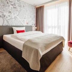 Отель IntercityHotel Braunschweig 4* Стандартный номер с различными типами кроватей фото 5