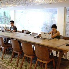 D Hostel Bangkok Кровать в женском общем номере фото 5