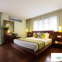 Отель Green Heaven Hoi An Resort & Spa 4* Люкс Премиум фото 6