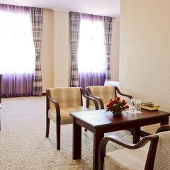 Hai Ba Trung Hotel and Spa 5* Номер Делюкс с различными типами кроватей фото 2