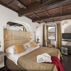 Отель Sole al Pantheon Penthouse Италия, Рим - отзывы, цены и фото номеров - забронировать отель Sole al Pantheon Penthouse онлайн комната для гостей фото 3