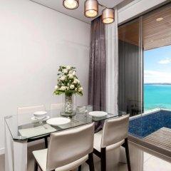 Отель X10 Seaview Suite Panwa Beach Люкс с двуспальной кроватью фото 14