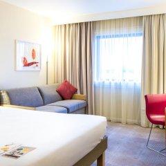 Отель Novotel London Paddington 4* Улучшенный номер с различными типами кроватей фото 3