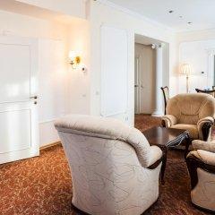 Гранд Парк Есиль Отель 4* Люкс с различными типами кроватей фото 2
