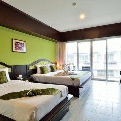 Samui First House Hotel 3* Номер Делюкс с различными типами кроватей фото 12