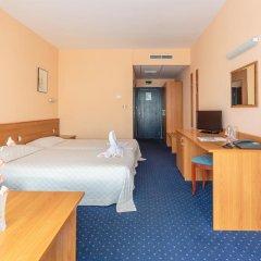 Aquamarine Hotel 3* Стандартный номер с различными типами кроватей фото 5